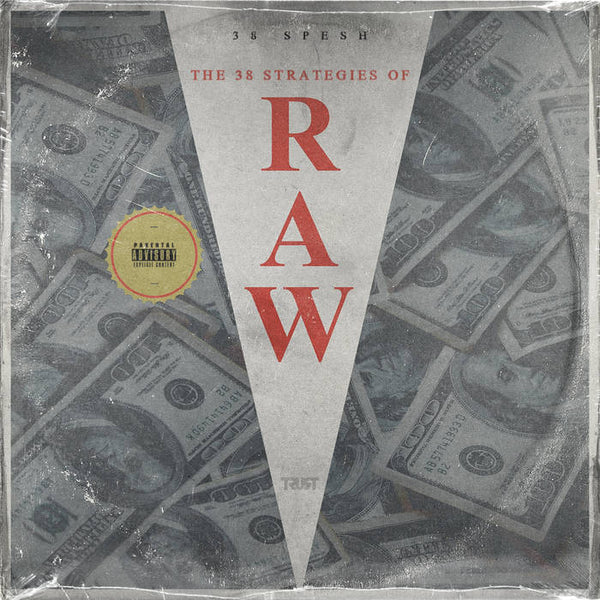 The 38 Strategies Of Raw (CD)