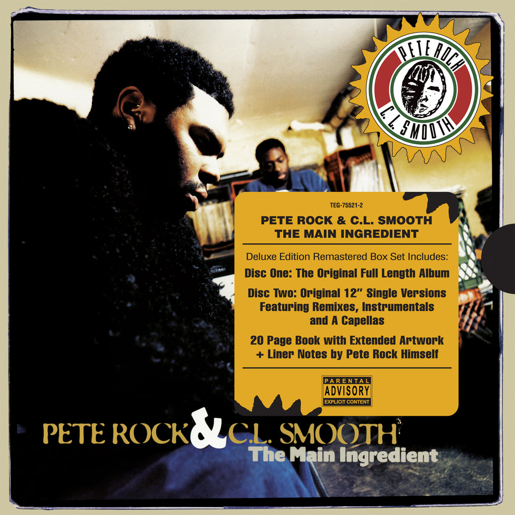 The Main Ingredient (Deluxe CD Set)