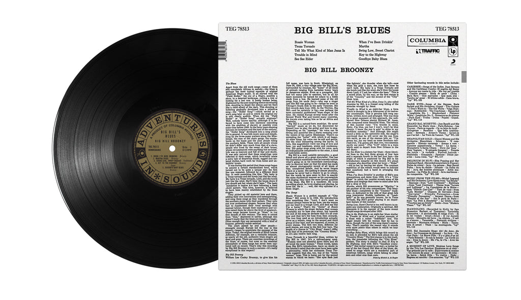 Big Bill's Blues (LP)