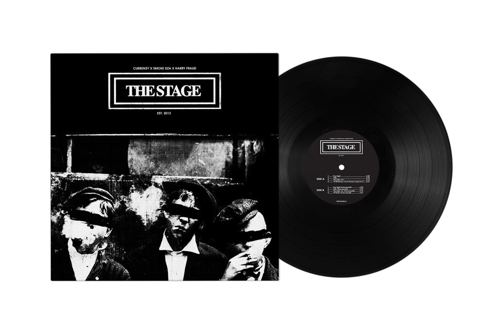 The Stage (LP)