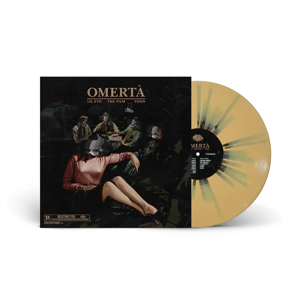 Omertà: The Film (Colored LP)