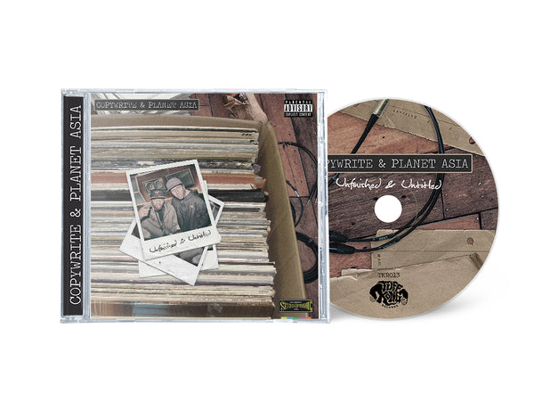 Unfinished & Untitled (CD)