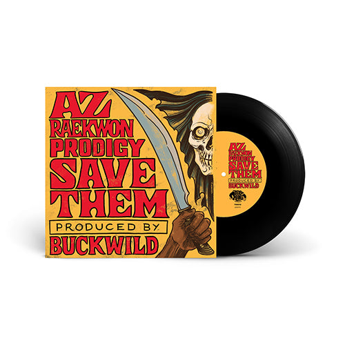 "Save Them (7"") (Black Vinyl)"