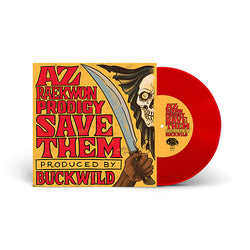 "Save Them (7"") (Colored Vinyl)"