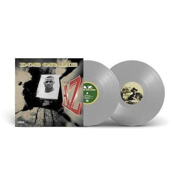 Doe Or Die (Gray Colored Vinyl Version) (LP)