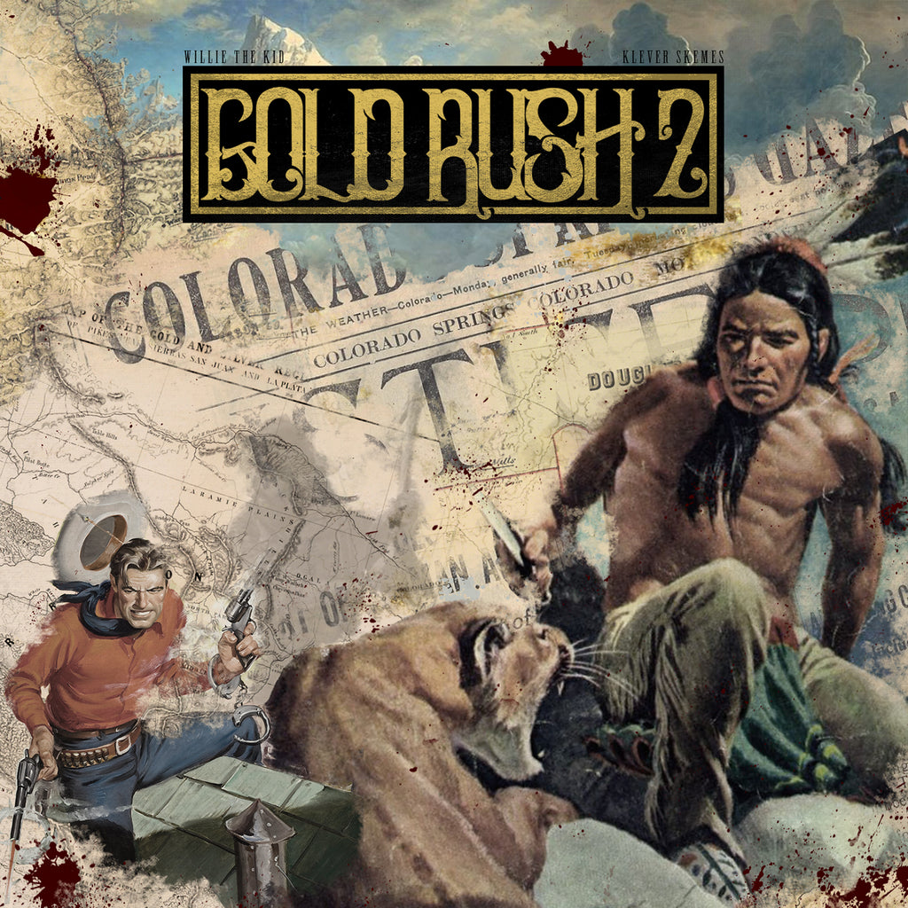 Gold Rush 2 (LP)