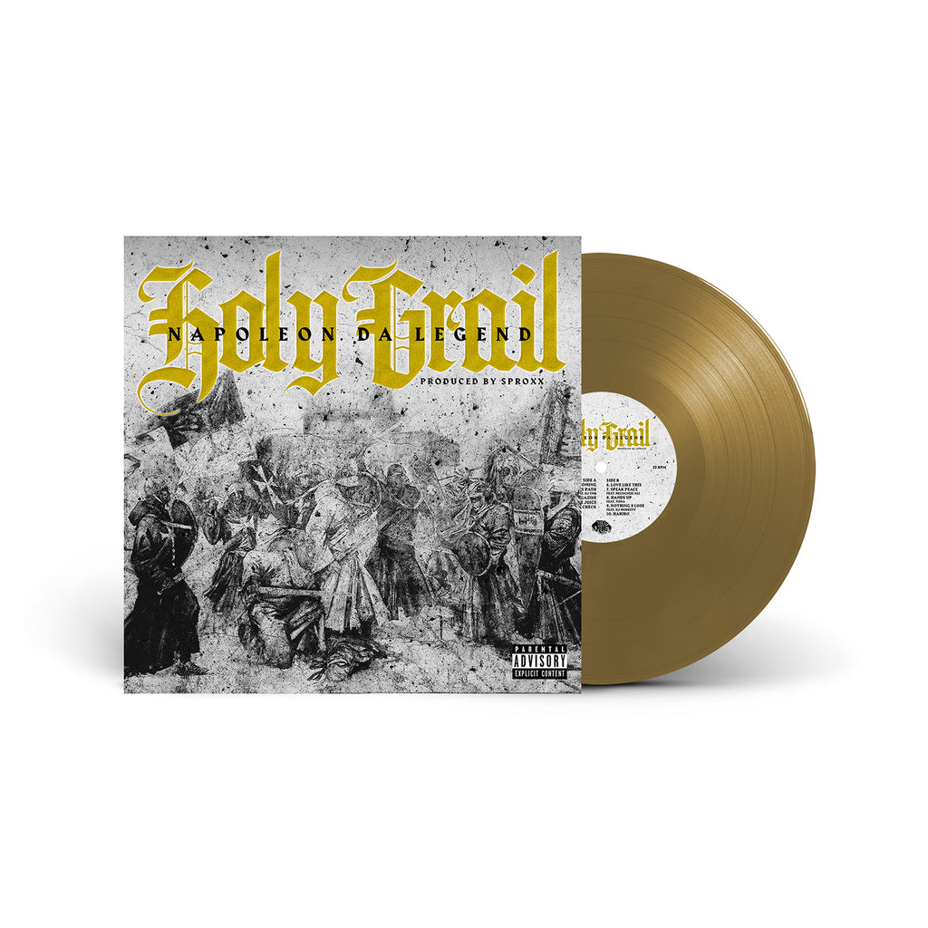 Holy Grail (Colored LP)