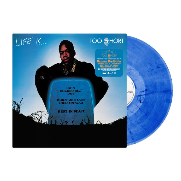 Life is...Too $hort (Colored LP)