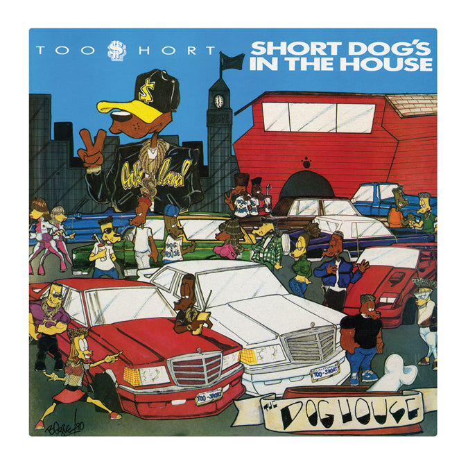 Short Dog's In The House (LP)