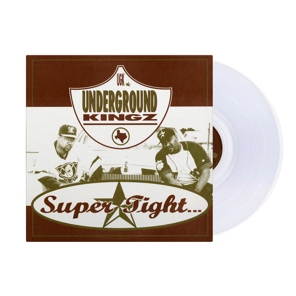 Super Tight...(2xLP Clear Vinyl)