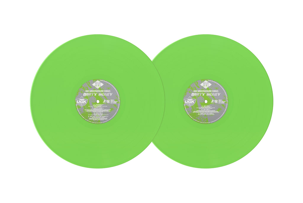 Dirty Money (Colored 2xLP)
