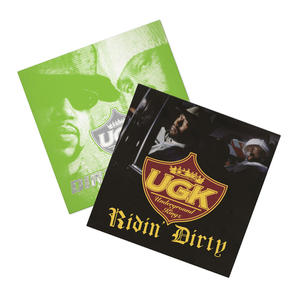 UGK Vinyl Bundle (4xLP Bundle)