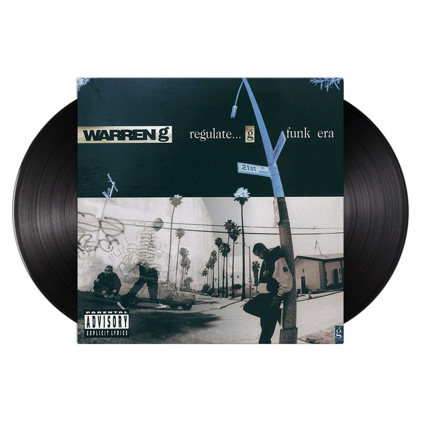 Regulate...G Funk Era (LP)