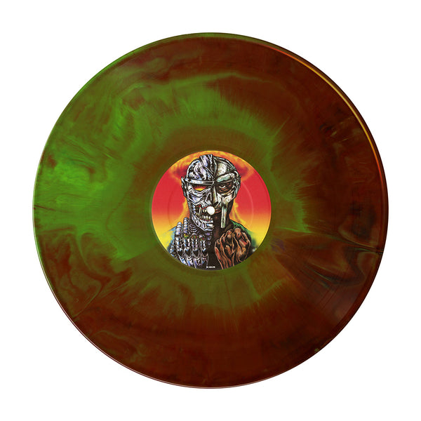 Czarface Meets Metal Face (Colored LP)- Unique Color Variant : #1 of 500