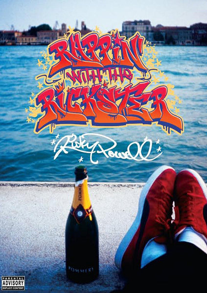 Rappin' With Rickster (DVD)