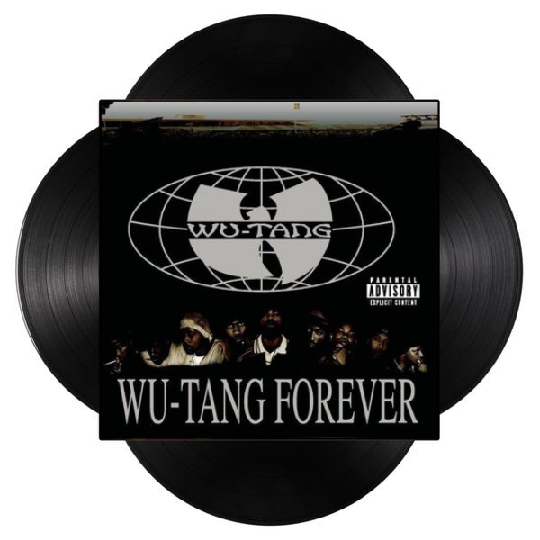 Wu-Tang Forever: (4XLP)