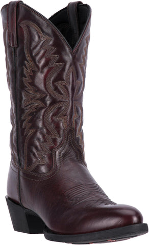 LAREDO MEN'S  LEATHER BIRCHWOOD BLACK CHERRY