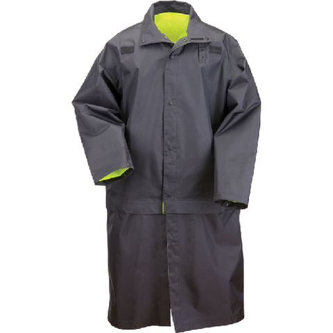 5.11 Tactical Long Rev Hi Vis Rain Coat