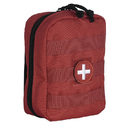 Voodoo Tactical EMT Pouch  (Red )