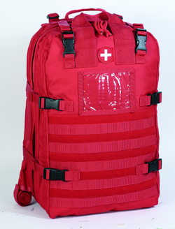 Voodoo Tactical Deluxe Professional Medical Red