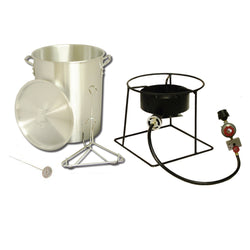 King Kooker #1266- 29 Qt. Turkey Fryer Package