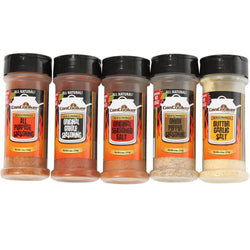 Can Cooker Seasoning Sampler Packet