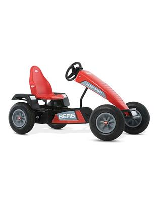 Berg Extra Sport BFR Go Kart and Passenger Seat - RED