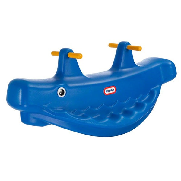 Little Tikes Blue Whale Teeter Totter