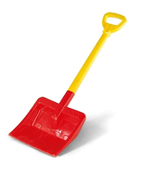 Rolly Toys Snow Shovel - Red