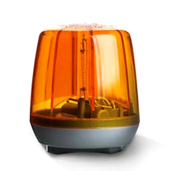 Rolly Toys Flashing Beacon Light - Orange