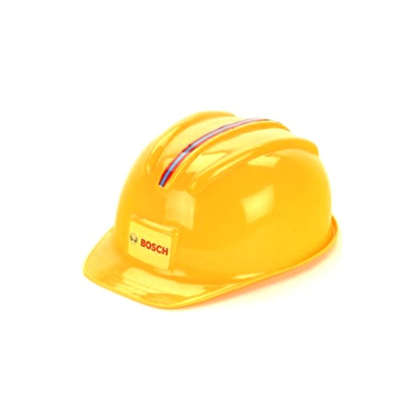 Theo Klein Bosch Yellow Safety Helmet