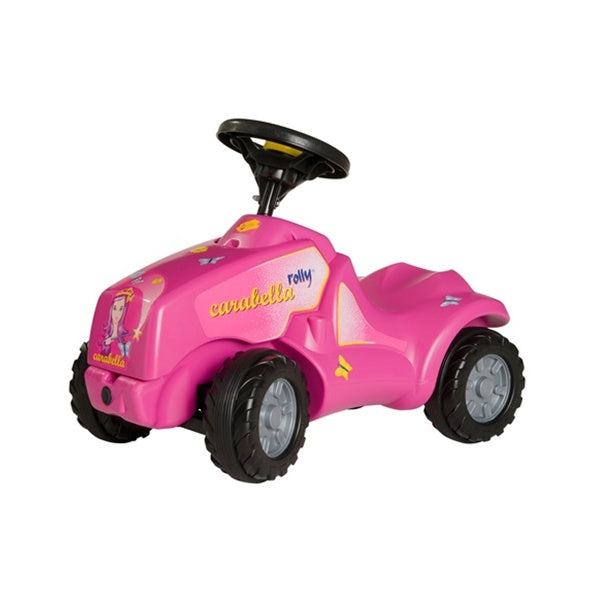 Rolly Toys Pink Mini Trac Carabella Tractor