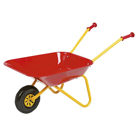 Rolly Toys Wheel Barrow - Red