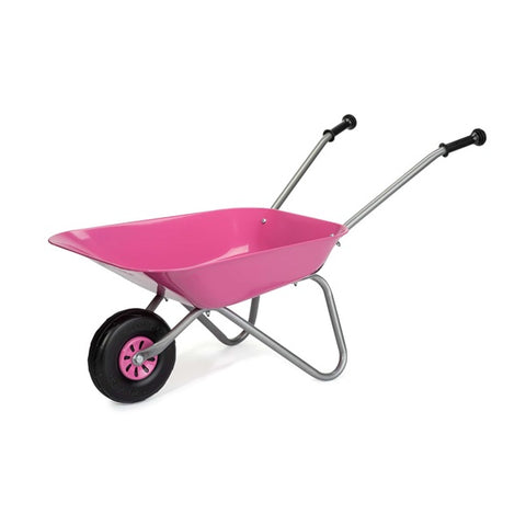 Rolly Toys Wheel Barrow - Pink