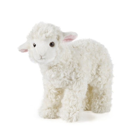 Living Nature Large Soft Lamb Toy