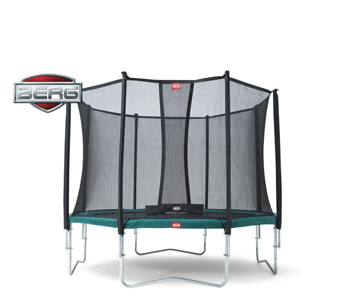 Berg Toys Favorit Trampoline and Comfort Enclosure - 430cms/14ft