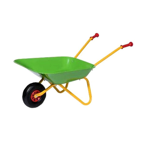 Rolly Toys Wheel Barrow - Green