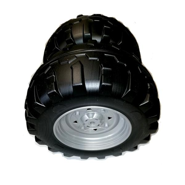 Peg Perego Polaris Outlaw Quad Front Wheels