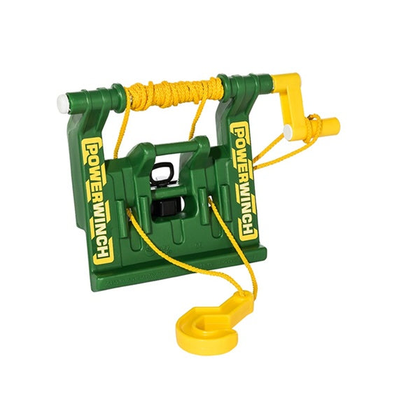 Rolly Toys John Deere Towing Power Winch