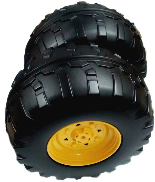 Peg Perego John Deere Gator HPX Rear Wheels