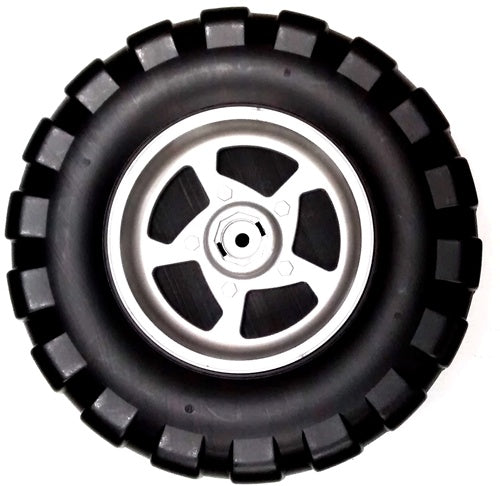 Peg Perego Gaucho Jeep Front Wheels