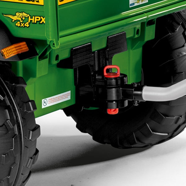 Peg Perego John Deere Gator HPX Jeep Tow Hitch