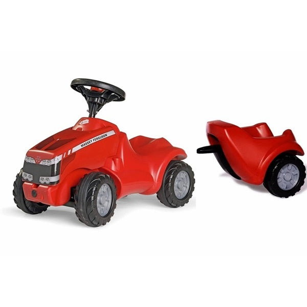 Rolly Toys Massey Ferguson Mini Trac Combi Deal