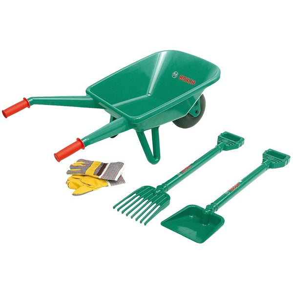 Theo Klein Bosch Wheel Barrow Set with Tools