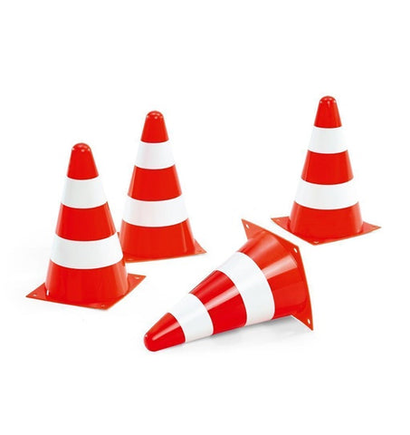 Rolly Toys Traffic Cones
