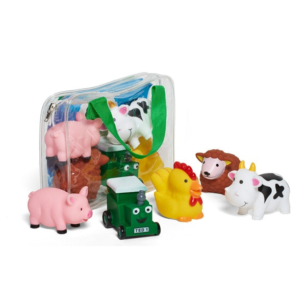 Tractor Ted Bath Set Toys