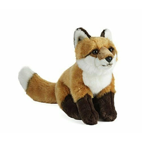 Living Nature Large Soft Fox Toy