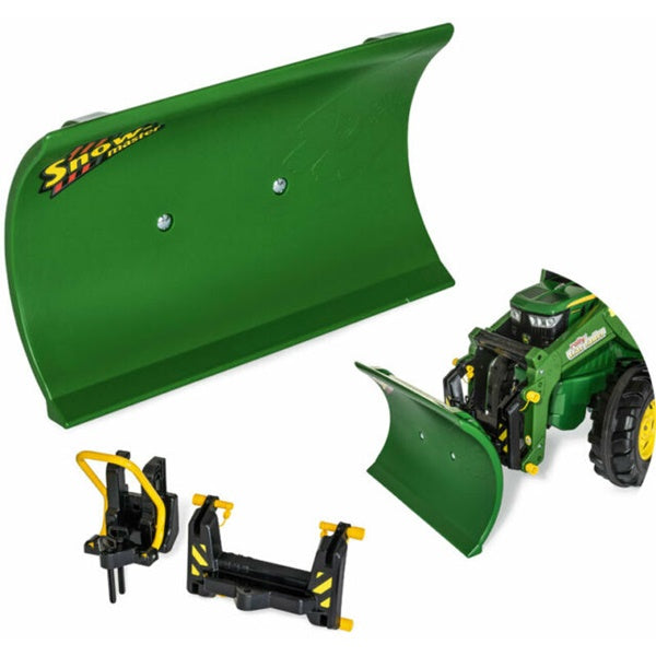 Rolly Toys John Deere Snowmaster Snow Plough
