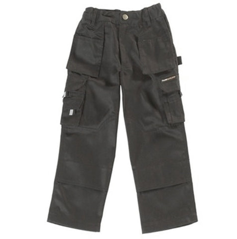 Kids TuffStuff Junior Pro Work Trousers 11-12 yrs