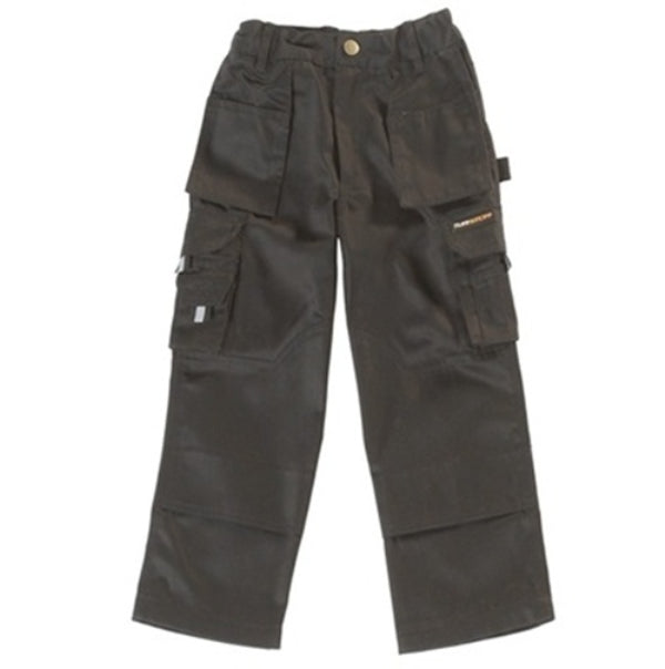 Kids TuffStuff Junior Pro Work Trousers 7-8 yrs